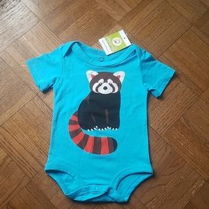 NWT Red Panda Onesie by Dolldle Pants